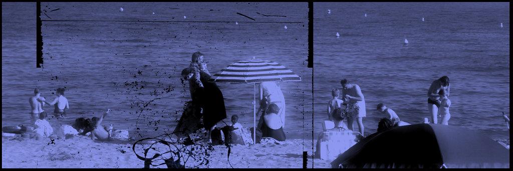 """serie """"les plages"""""""
